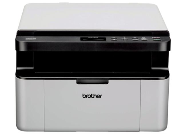 兄弟(brother)DCP-1608 黑白激光多功能一体机 (打印、复印、扫描)
