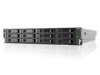 曙光天阔I620-C30(12盘位,渠道机) 1×Intel 3104 1.7G 9.6UPI 8.25M 6C 85W  1×CPU散热片   1×16GB DDR4内存 1×滑轨   1×550W电源模块高效电源      1×RiserA(3全高PCI-E X8) 1×板载SATA、千兆双口RJ45电口网卡   2×横插4盘SAS背板