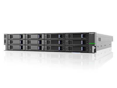 曙光天阔I620-C30(12盘位,渠道机) 1×Intel 4110 2.1G 9.6UPI 11M 8C 85W  1×CPU散热片   1×16GB DDR4内存 1×滑轨   1×550W电源模块高效电源      1×RiserA(3全高PCI-E X8) 1×板载SATA、千兆双口RJ45电口网卡   2×横插4盘SAS背板