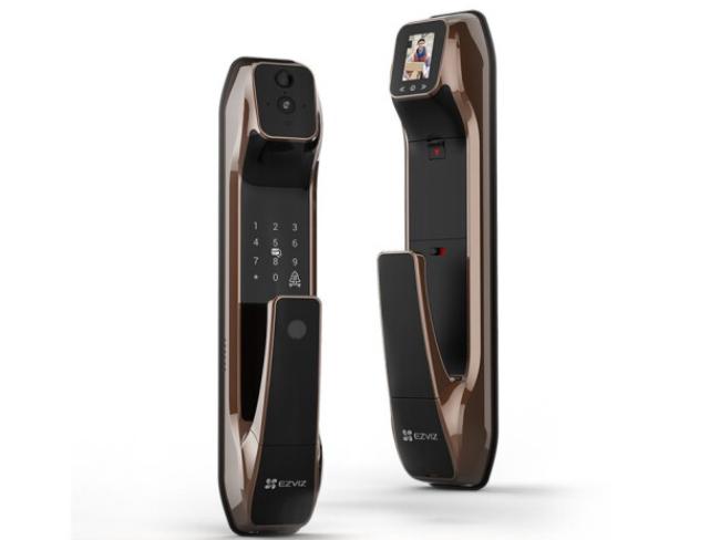郑州锋之锐新品推荐:萤石(EZVIZ)DL30VS指纹锁家用智能锁密码锁  客户热线 15890636389
