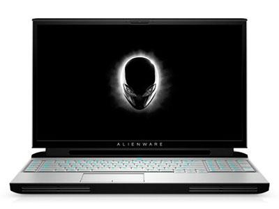 外星人  全新ALWA51m九代 17.3英寸独显144hz电竞屏笔记本电脑 1748白 i7-9700K/RTX2070