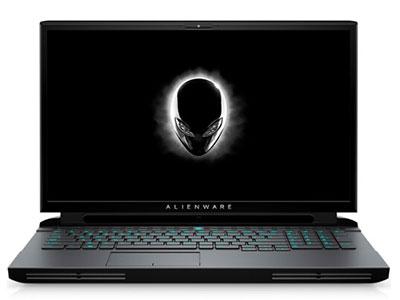 外星人  51m 2020版R2 17.3英寸十代独显300hz电竞屏笔记本电脑 2723黑十代i7/512G/1660Ti
