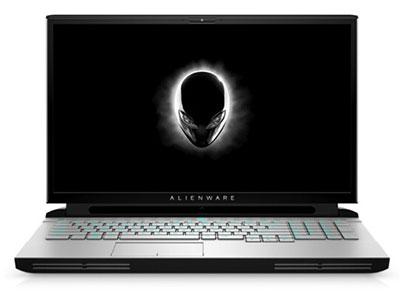 外星人  51m 2020版R2 17.3英寸十代独显300hz电竞屏笔记本电脑 2968白十代i9/64G/4T/2080S