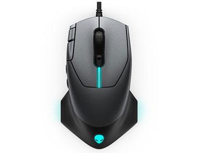 外星人  AW510M 游戏电竞鼠标 RGB灯效16000DPI 5档调节