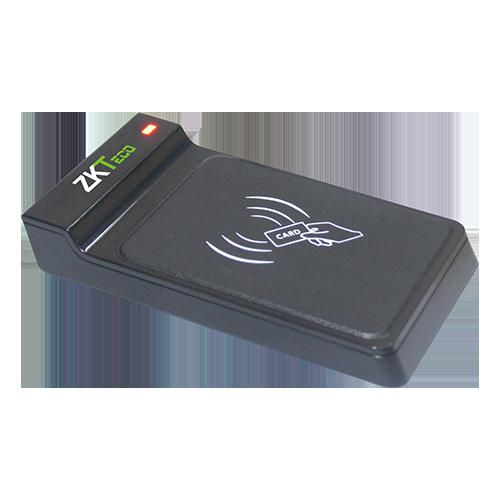 郑州中控CR20M发卡器 CR20MW发卡器ZKTeco 品牌  适用于门禁 考勤 消费一卡通系统
