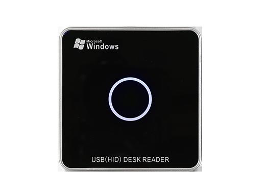 郑州二代证门禁读头发卡器 可定义卡号输出USB接口 读序列号,适用于DR601  R350M系列