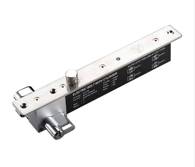 郑州意林电锁YB-600B高级电插锁 断电上锁 通电开锁适用于银行 监狱 安全性高的场合