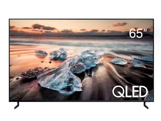 三星(SAMSUNG)65英寸Q900 QLED量子點8K超高清 QHDR 人工智能 教育資源液晶電視 QA65Q900RBJXXZ