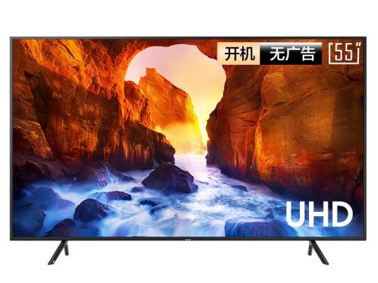 三星(SAMSUNG)55英寸 UA55RUF70AJXXZ 4K超高清 HDR  智能語音 教育資源液晶電視機