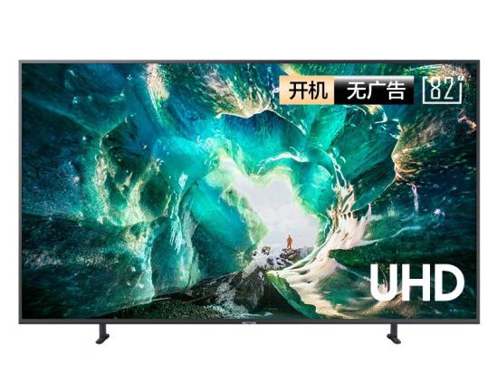 三星(SAMSUNG)82英寸UA82RU8000JXXZ 4K超高清 HDR 物聯IoT 人工智能 教育資源液晶電視機