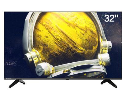 長虹 32D4PF 32英寸智能網絡全面屏教育電視 4K解碼 藍光高清 手機投屏 平板液晶電視機