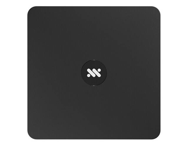 钉钉 投影盒子MS01K 64位处理器  1080p超高清显示  1GB+8GB存储  会议管理 异地开会 远程桌面 异地投屏