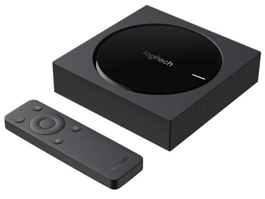 罗技视频会议主机B1000终端远程音视频会议解决方案钉钉视频会议主机