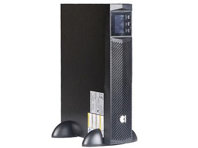 华为  企业级UPS不间断电源3KVA/2.4KW在线双变换高频塔式/机架式互换长机无内置电池稳压后备用电UPS2000-G-3KRTL