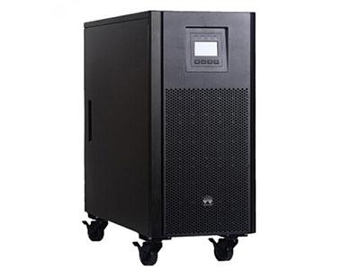 华为  企业级UPS不间断电源6KVA/5.4KW在线双变换高频塔式长机无内置电池稳压后备用电UPS2000-A-6kTTL-S