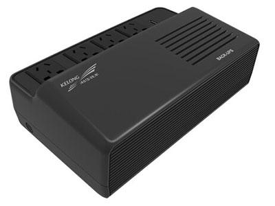 科华  UPS YTA800/480W 不间断电源 兼容群晖NAS 家用后备式电源