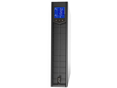 科华UPS 1KVA/900W 机架式 不间断电源 后备30分钟/1小时/2小时YTR1101L-J 1小时后备