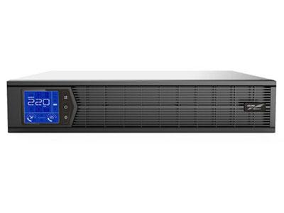 科华UPS 3KVA/2700W 机架式 不间断电源 后备30分钟/1h/2h YTR1103L-J 1小时后备