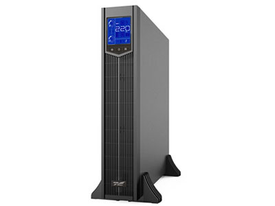 科华UPS 6KVA/5400W 机架式 不间断电源 后备30分钟/1h/2h YTR1106L-J 单机