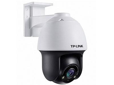 TPLINK  TL-IPC633P-4 POE,红外300W像素;星光级sensor,云台转动,水平可视角360°,垂直可视角度168°;有线连接,支持PoE供电;一体式支架,支持抱杆/吸顶/壁挂安装;IP66级防尘防水;智能移动侦测;最高支持128GB Micro SD卡;不支持拾音,无扬声器