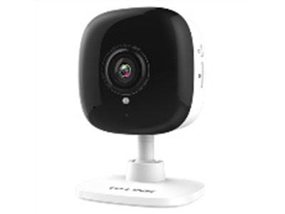 TPLINK   TL-IPC12C 卡片机:支持主动防御,异常声音报警;支持视频留言;支持个性语音提示,即可迎宾也可防盗;支持无线热点,无网络环境下也可以使用;移动侦测、报警推送、夜视10米、双向语音、视频分享、扫码添加、Wi-Fi一键配置。