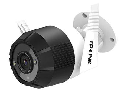 TPLINK   TL-IPC63N-4 300W室外防水无线网络摄像机,IP66级防水防尘,室内外通用;智能移动侦测,异常情况及时推送报警消息;支持双向语音通话;支持声光报警;最高支持128GB Micro SD卡存储;30米红外夜视