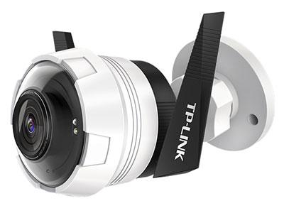 TPLINK   TL-IPC63AH-4 300W室外防水网络摄像机,全金属机身,IP66级防水防尘;支持AP热点功能;支持日夜全彩;支持人性检测;支持声光报警;支持个性语音,可迎宾可报警;支持双向语音对讲;最高支持128GB Micro SD卡存储;30米红外夜视