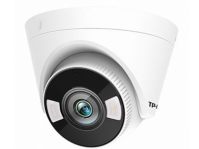 TPLINK  TL-IPC433H-A4-W10 室内无线半球IPC;支持150Mbps无线传输;支持白光全彩/红外夜视;内置麦克风、扬声器,支持语音对讲和声光报警;支持个性语音;自带Wi-Fi热点;支持智能宽动态、3D数字降噪、Smart IR等功能