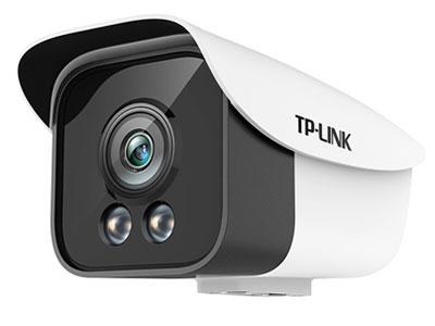 TPLINK   TL-IPC525KCP-A4/A6 H.265 200万人员警戒网络摄像机,采用星光级传感器,低照下仍能呈现全彩画面;支持智能编码H.265+,每天只需要2~7GB;内置两颗白光灯,可警戒、可照明;内置高效点阵式红外灯,红外夜视照射距离可达50米;支持警戒模式、红外模式、全彩模式三种补光模式;支持人员识别算法,检测到可疑入侵人员,主动开启白光报警;支持NVR进行人员事件检索,快速查询可疑人员录像
