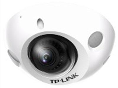 TPLINK  TL-IPC422MP-D2.8 H.265+ 星光级夜视;超大视场角,视野宽阔;支持5m拾音;具有防爆性能,安全可靠;ICR红外滤片式自动切换,日夜不间断监控;支持smart IR,防止夜间红外过曝;支持APP远程监控,扫码一键添加