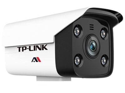TPLINK   TL-AIPC524H-D4 支持人脸识别和人脸相册;TP-LINK自研AI深度学习算法,精准识别人脸;基于人脸相册设置黑白名单,报警更精准更有效;采用星光级图像传感器,低照还原全彩画面;内置两颗红外灯,红外夜视距离50米;内置两颗警戒灯,内置麦克风、扬声器、支持声光报警;支持区域入侵、越界侦测、智能宽动态、3D数字降噪、Smart IR等功能