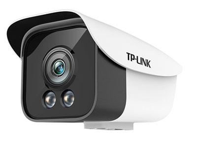 """TPLINK  TL-IPC525K-WB4/WB6  """"黑光全彩网络摄像机; 采用1/1.8大靶面黑光级图像传感器和F1.0大光圈头,极低照仍然保持无补光全彩 内置两颗暖光灯,支持警戒、补光两种模式; 支持越界侦测、区域入侵、人形增强等智能功能"""""""