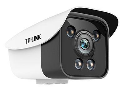"""TPLINK   TL-IPC528K-WD4/6 """"200万星光全彩网络摄像机 内置四颗大功率白光灯,在无光环境下提供光源,无惧光线变化,24小时全彩不间断 支持移动侦测录像 支持智能周边防范,包括越界侦测和区域入侵"""""""