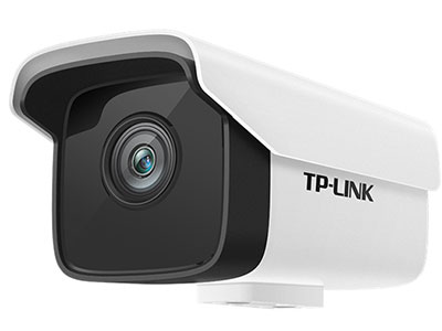 TP-LINK TL-IPC525CP-4/6 枪机,双灯,50米红外,4mm/6mm镜头可选,支持POE供电