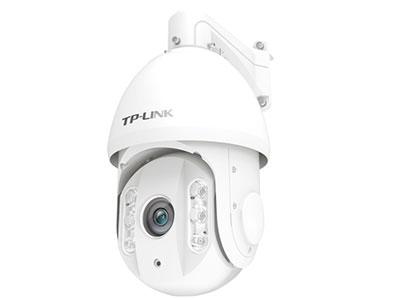 TP-LINK  TL-IPC6220-DC  200W像素;360°全向监控;高速云台,支持300个预置点,8条巡航路径,4条花样扫描;20倍光学变倍,64倍数字变倍;星光夜视,夜视距离可达150m;IP66防尘放水