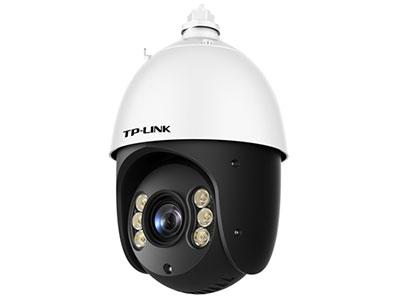 TP-LINK TL-IPC5220E-DC 200W像素;360°全向监控;支持360°水平旋转,垂直方向102°;高速云台,支持300个预置点,8条巡航路径,4条花样扫描;20倍光学变倍,64倍数字变倍;星光夜视,夜视距离可达100m;IP66防尘放水;最大支持128G内存卡存储