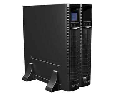 科士达UPS不间断电源1KVA YDC9101H-RT