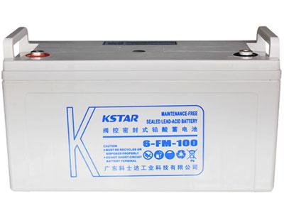 科士达6-FM-100 UPS不间断电源12V100AH铅酸蓄电池免维护