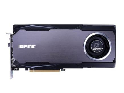 七彩虹iGame RTX2070S Neptune OC 8G台式电脑游戏主机水冷独显卡