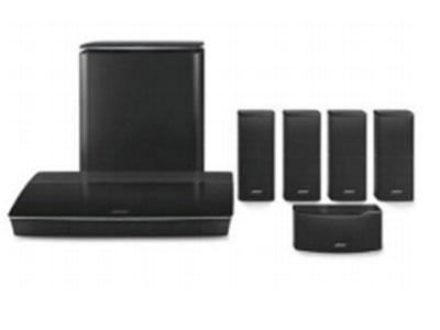 Bose Lifestyle 600 蓝牙 无线家庭影院 5.1声道家庭影院系统
