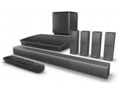 Bose Lifestyle 650 无线 蓝牙家庭影院 5.1声道家庭影院系统