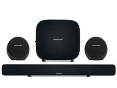 Omni 10+ 5.1无线家庭影院 频率响应: 40Hz- 20kHz 信噪比: >> -6dB 低音扬声器: 3.4kg 低音扬声器: 7.0kg 包装毛重: 15.9kg 条形音响 电源: 24V, 4A 休眠模式下的功耗: