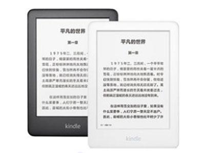 Kindle青春版(黑色/白色) 全新kindle第10代产品,2019年4月上市,新增内置4个阅读灯,6英寸电子墨水触控 屏,舒适护目,媲美纸质书,167ppi,174克,更加轻薄,4G内存(可存储上千本书),云存储 功能,每天阅读半小时一次充电可维持4周,内置词典,即时翻译,轻松学习英语