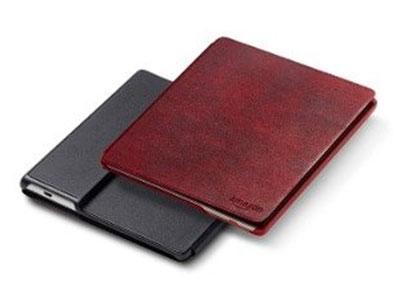 Oasis保护套(皮质) 真皮材质,三色可选(午夜黑/胡桃棕/梅乐红)