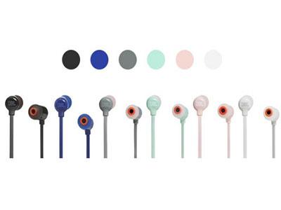JBL T110BT 无 线蓝牙耳机 蓝牙,入耳磁吸式