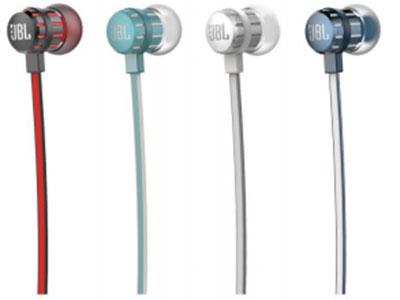 JBL T190BT 入 耳式蓝牙耳机 蓝牙,运动,磁吸,耳麦,超重低音