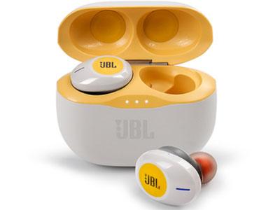 JBL TUNE120TWS 蓝牙5.0,真无线,4+12小时续航,充电 15分钟使用1小时,内置高品质麦克 分,6种配色时尚简约