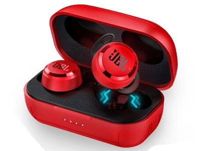 JBL T280TWS 真无线运动耳机 蓝牙,真无线,运动 触摸按键 16小时续航 专业调音大师李胜波调音 触控设计,蓝牙5.0