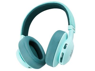 JBL E55BT头戴 式无线蓝牙耳机 蓝牙,包耳头戴