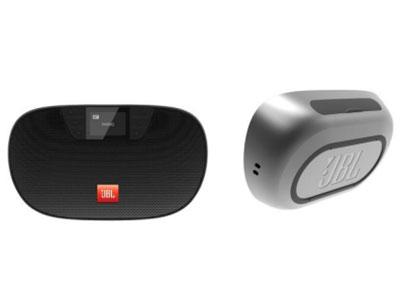 JBL TUNE2 BLM 蓝牙,收音,插卡,U盘,显示屏,免提 通话,AUX3.5 3Wx2 支持MP3/APE/WMA/FLAC/WAV 6小时播放 蓝牙4.2
